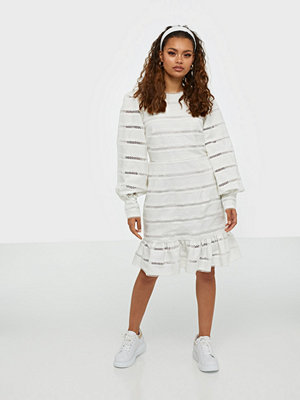 True Decadence Long Sleeve Stripe Dress