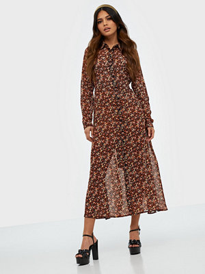 Y.a.s Yasnoida Ls Long Shirt Dress S.