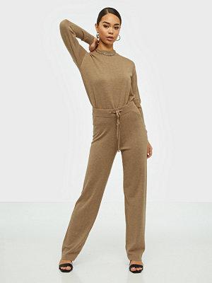 Vero Moda omönstrade byxor Vmzorba Knit Pants Vma