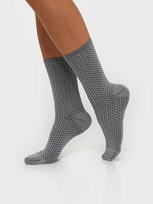 Lindex Sock Lurex Dot