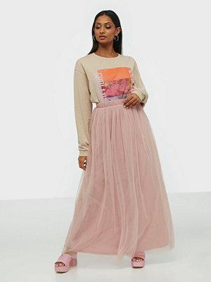Vila Vizamara Hw Maxi Skirt/Dc