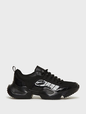 Missguided Split Sole Trainer