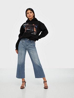 Calvin Klein Jeans Seamed Wide Leg