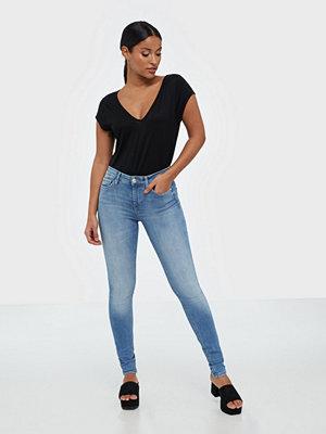 Jeans - Only Onlcarmen Life Reg Skinny REA12599