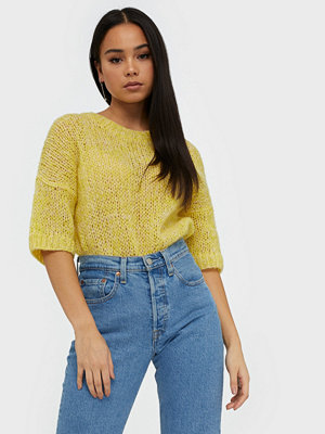 Selected Femme SLFMELLOW 2/4 KNIT O-NECK B