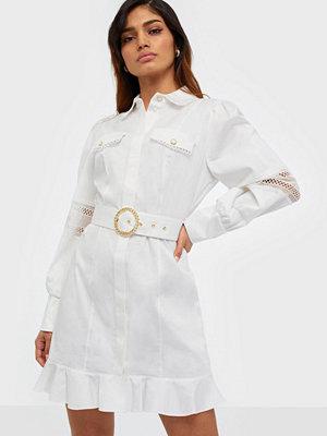 River Island Cotton Shirt Dress