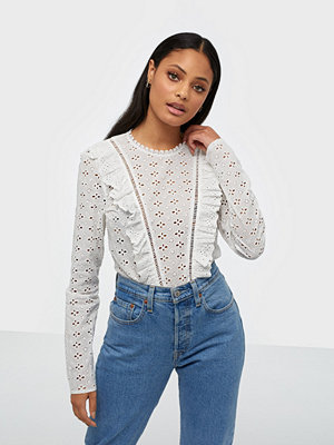 NLY Trend Dear Embroidery Top