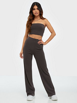 Jumpsuits & playsuits - NLY Trend Tube Rib Set
