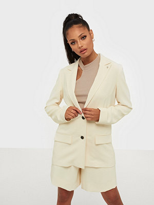Calvin Klein Throw on Blazer Travel Crepe