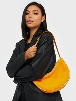 Becksöndergaard gul axelväska Nylon Moon Bag