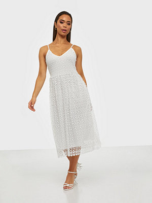 Vila Viglow S/L Midi Dress/Nly