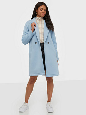 Only Onlbernadette Bonded Loose Coat Otw