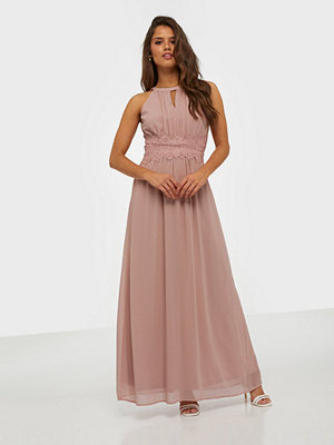 Vila Vimilina Halterneck Maxi Dress - No