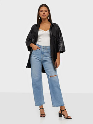 Jeans - Levi's Ribcage Straight Ankle Tango F