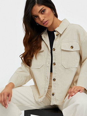 NORR Hannah denim shirt