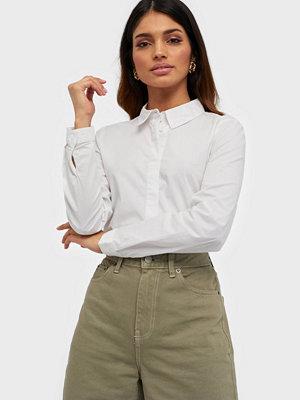 Only Onlsacra Ls Stripe Dnm Shirt