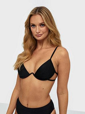 Missguided Plain Underwire U Bikini Top