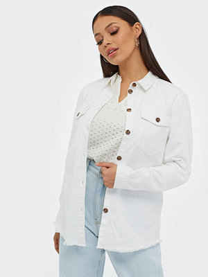 Jacqueline de Yong Jdyrune L/S Denim Shirt Wvn