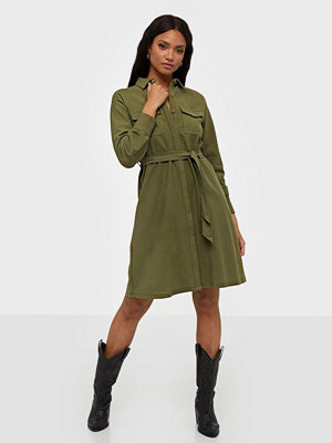 Only Onlsafari Shirt Dress Jrs