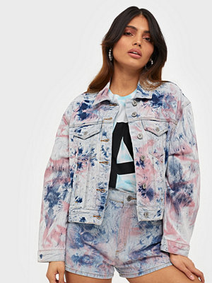 Jeansjackor - Abrand Jeans A Bonnie Denim Jacket