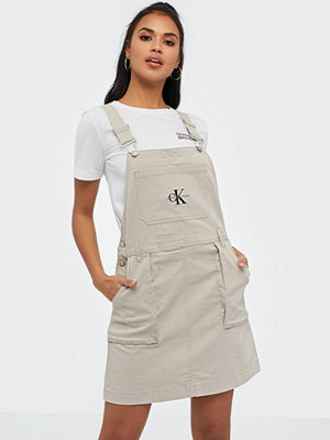 Calvin Klein Jeans Utility Dungaree Dress
