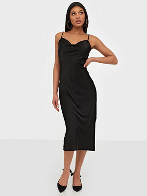 Glamorous Satin Dress