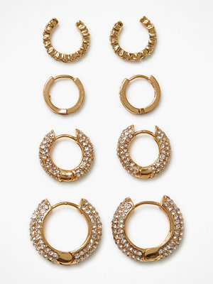 NLY Accessories örhängen Ciao Bella Hoops