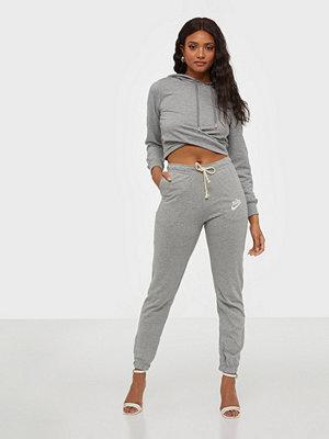 Nike grå byxor W Nsw Gym Vntg Pant