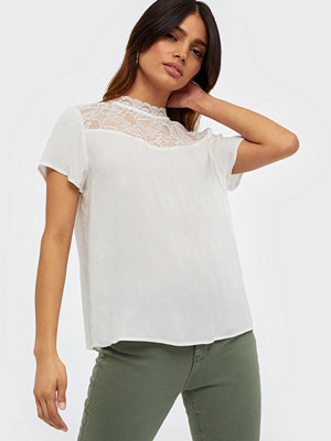Only Onlfirst Ss Lace Top Noos Wvn
