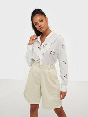 Jacqueline de Yong Jdyroberta L/S Lace Shirt Wvn