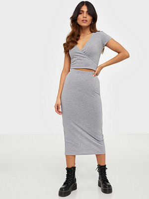 NLY Trend Cut Out Slit Set