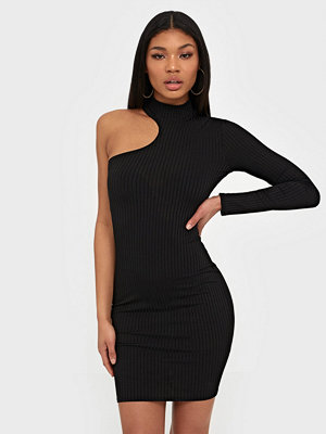 NLY One Asymmetric Sleeve Dress