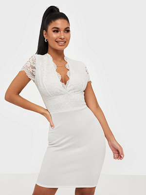 NLY One Cap Sleeve Lace Dress