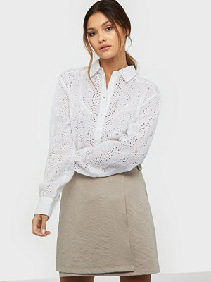 NLY Trend Lovely Embroidered Shirt