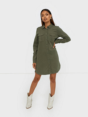 Noisy May Nmsophie L/S Short Dress
