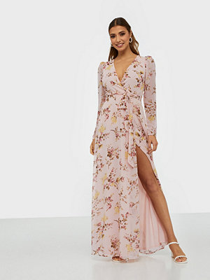 NLY Eve Fabulous Wrap Gown