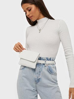 Vero Moda vit axelväska Vmabba Belt Bag