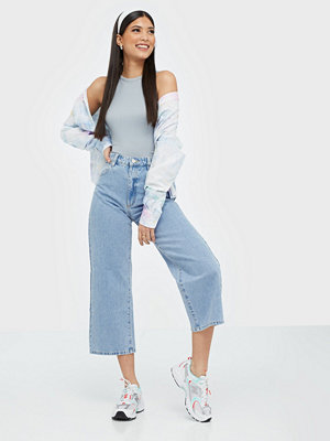 Jeans - Abrand Jeans A Street Aline Crop