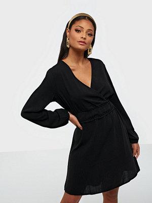 Jacqueline de Yong Jdylucia L/S Short Dress Wvn Exp