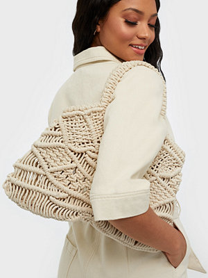Pieces Pcnanna Crochet Bag Sww