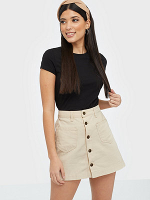 Only Onlamazing Hw Canvas Skirt Pnt