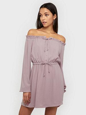 Festklänningar - NLY Trend Flirty Drawstring Dress