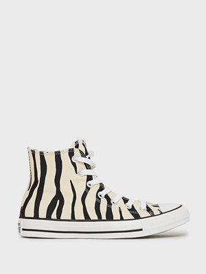 Converse All Star Canvas Hi Zebra