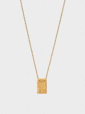 ENAMEL Copenhagen halsband Necklace, I love You