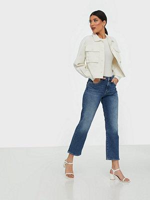 Jeans - Gant D1. Cropped Boyfriend Jeans