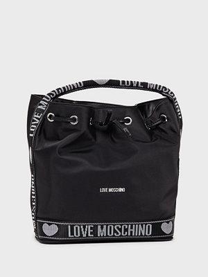 Love Moschino svart ryggsäck JC4279PP0AKO1