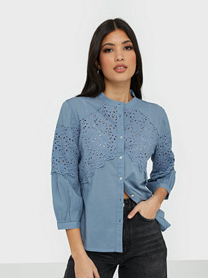 Jacqueline de Yong Jdyshorna Life 3/4 Shirt Wvn