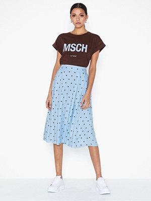 MOSS Copenhagen Nakita Leia Skirt AOP