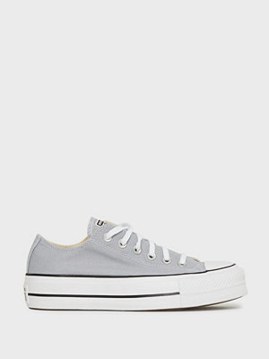 Converse Chuck Taylor All Star Lift Ox Grå