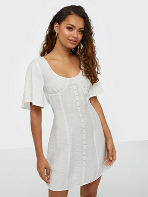 Ivyrevel BUTTON UP CORSET DRESS